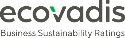 ecovadis color logo with tagline png