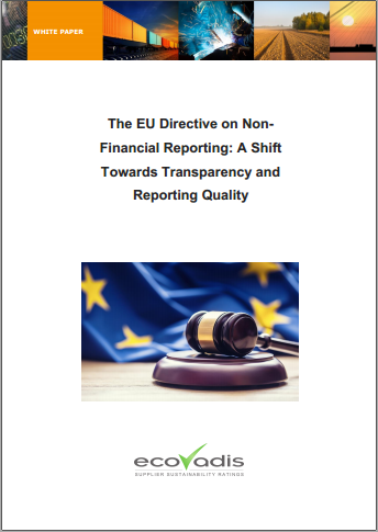 The EU Directive on NonFinancial Reporting: A Shift Towards Transparency and Reporting Quality