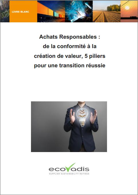 De la conformité à la création de valeur, 5 piliers pour une transition réussie