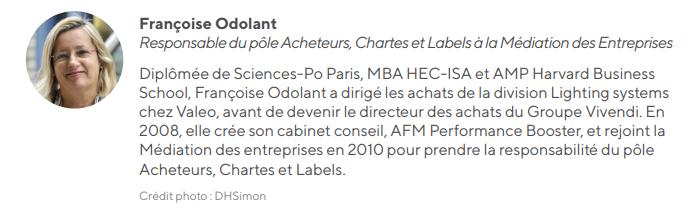 Francoise Odolant