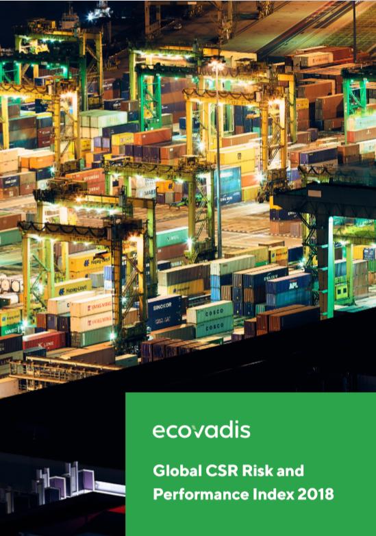 Indice Performance/Risque EcoVadis 2018