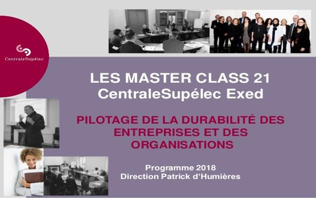 Master Class 21